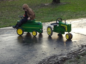 Problem solving Little Farmer