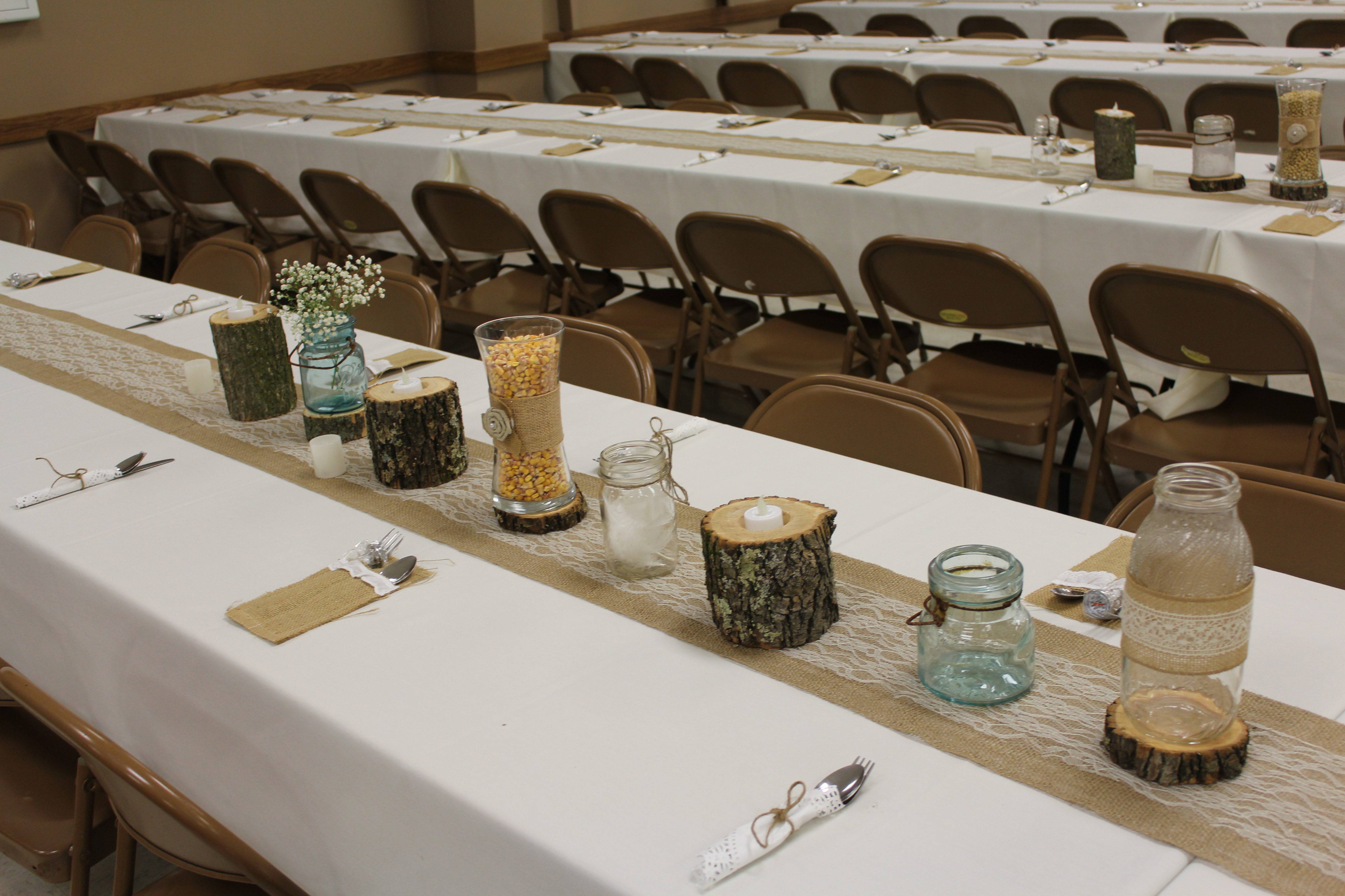 burlap and lace country wedding decorations country wedding decorations wedding centerpieces